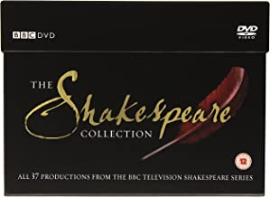 The Shakespeare Collection 1978  Region2 Requires a Multi Region Player