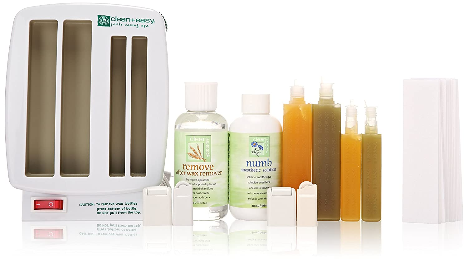 Outlet SALE Clean + Easy Waxing Albuquerque Mall Petite Spa 120V Kit