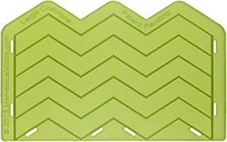 Marvelous Molds Large Chevron Silicone Onlay for Cake Decorating with Fondant and Gum Paste Icing
