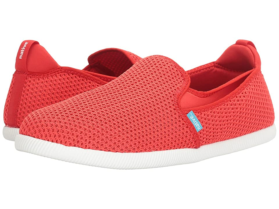 Native Shoes Cruz (Torch Red/Shell White) Athletic Shoes