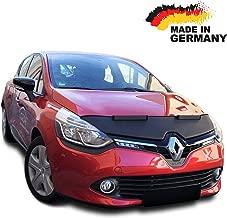 UnfadeMemory Alfombrillas para Coche 4 Piezas para Renault Clio 2009-2012,Gran Ajuste y Agarre,Resistente a la Abrasi/ón,Gris Antracita