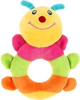 プラッツ (PLATZ) 犬用おもちゃ キャタピーベイビー リング