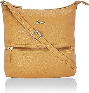 Moritz Vertical Pebble Textured Zip Sling Bag
