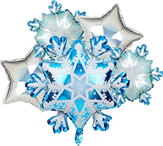 Best snowflake balloon decor Reviews