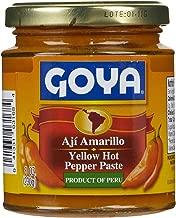 Goya Foods Inc. Pasta De Aji Amarillo, 8 Ounce Unit (Pack of 6)