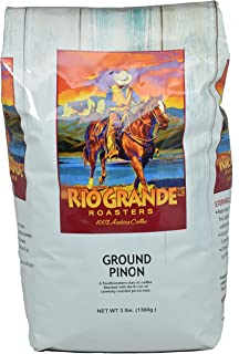 Rio Grande Roasters Pinon 3 Lb. Bag Ground Coffee