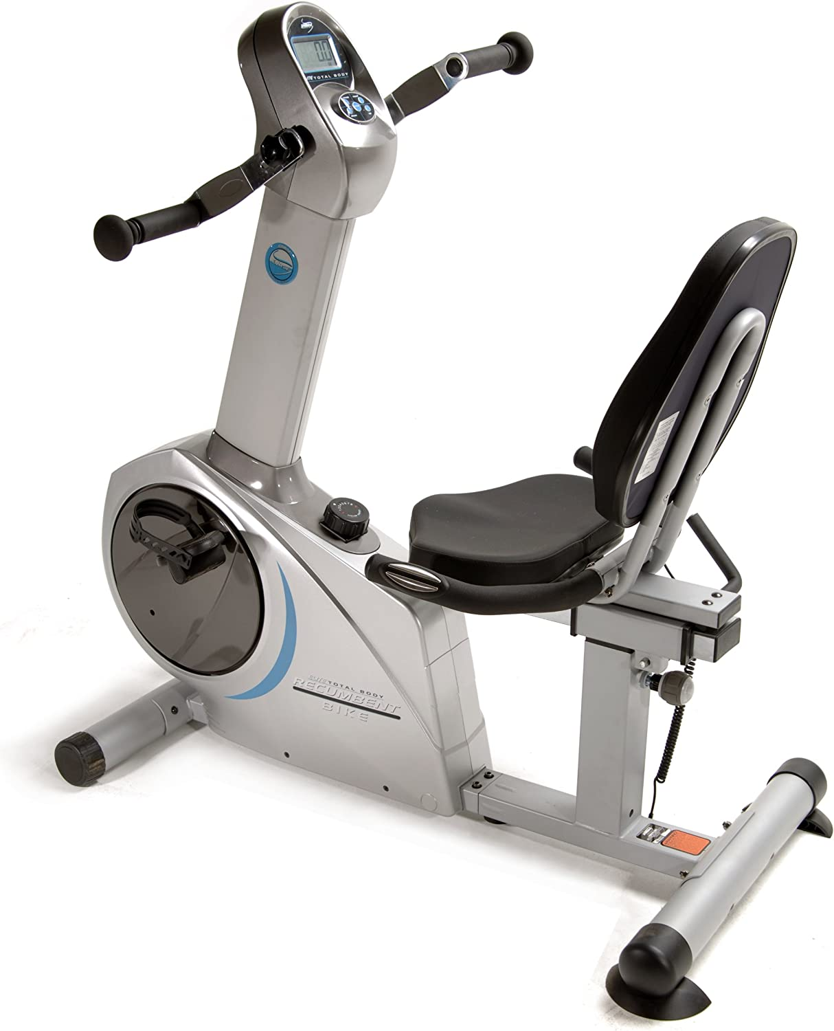 Best recumbent exercise bike with moving arms