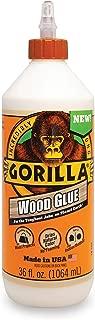 Gorilla 6206005 36oz Wood Glue, Natural Color