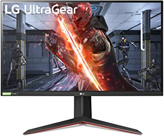 LG 27GN850 27 Inch Gaming Monitor (2560 x 1440) Nano IPS 1ms GtG, 144Hz, HDR10, G-SYNC Compatible