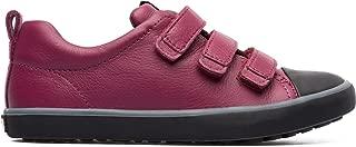 camper purple shoes