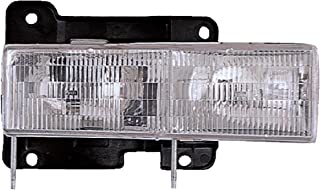 Dorman 1590000 Driver Side Headlight Assembly For Select Cadillac / Chevrolet / GMC Models