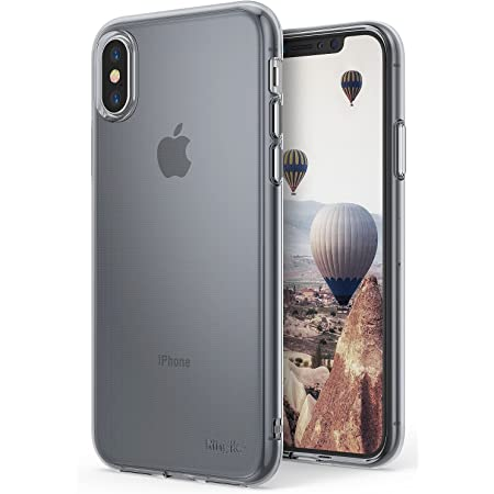 Ringke Air Compatibile con Cover iPhone X Trasparente, Custodia ...