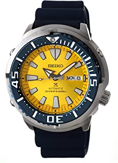 Best seiko yellow dial diver Reviews