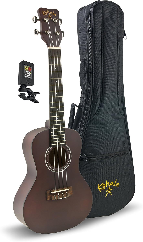 Kohala 4-String KPP-C Ukulele Attention brand New Shipping Free