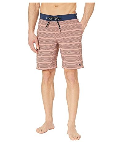 Quiksilver Waterman Angler Stripe 20 Beachshorts Men