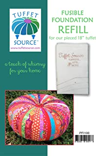Refill Tuffet in a Day Fusible Interfacing No Instructions