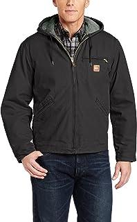 Men's Sherpa Lined Sandstone Sierra Jacket