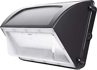 Hyperikon LED Wall Pack, 120W (HPS HID Replacement), Commercial and Industrial Outdoor Lighting, 5000K, IP65 Waterproof