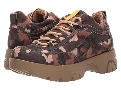 Steve Madden Junior Sneaker (Camoflage) Women