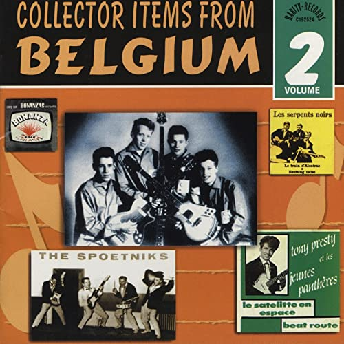 Collector Items From Belgium 2 (Instr.)