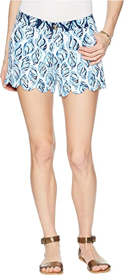 Lilly Pulitzer Buttercup Stretch Shorts