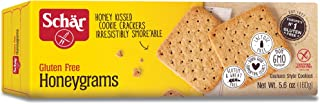 Schar Cookie Honeygrams, 5.6 oz