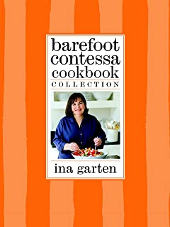 Barefoot Contessa Cookbook Collection: The Barefoot Contessa Cookbook, Barefoot Contessa Parties!, and Barefoot Contessa F...