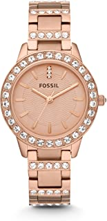 Women's Jesse Stainless Steel Glitz Dress Quartz Watch