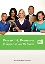 Research & Resources In Support of This We Believe