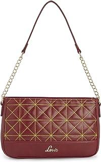 Lavie Gustav Small Hobo Women's Handbag (D Red)