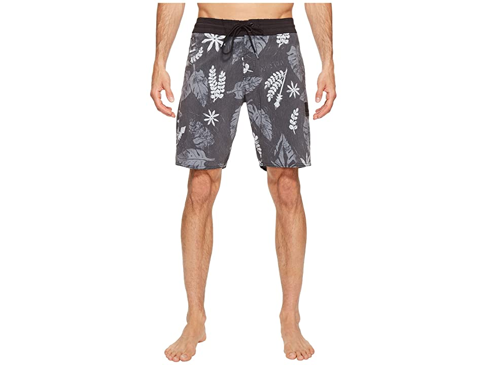 Volcom Monsta Bud 19 Boardshorts (Black) Men