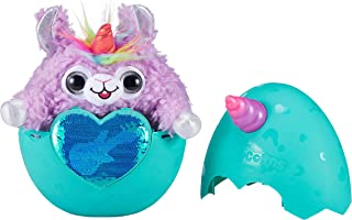 Rainbocorns Series 2 Ultimate Surprise Egg by ZURU - Purple Llamacorn