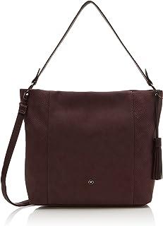 TOM TAILOR Umhängetasche Damen Lara, 12x30x38 cm, Damen Handtasche