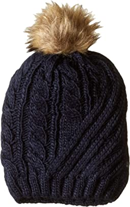 Engineered Cable Hat