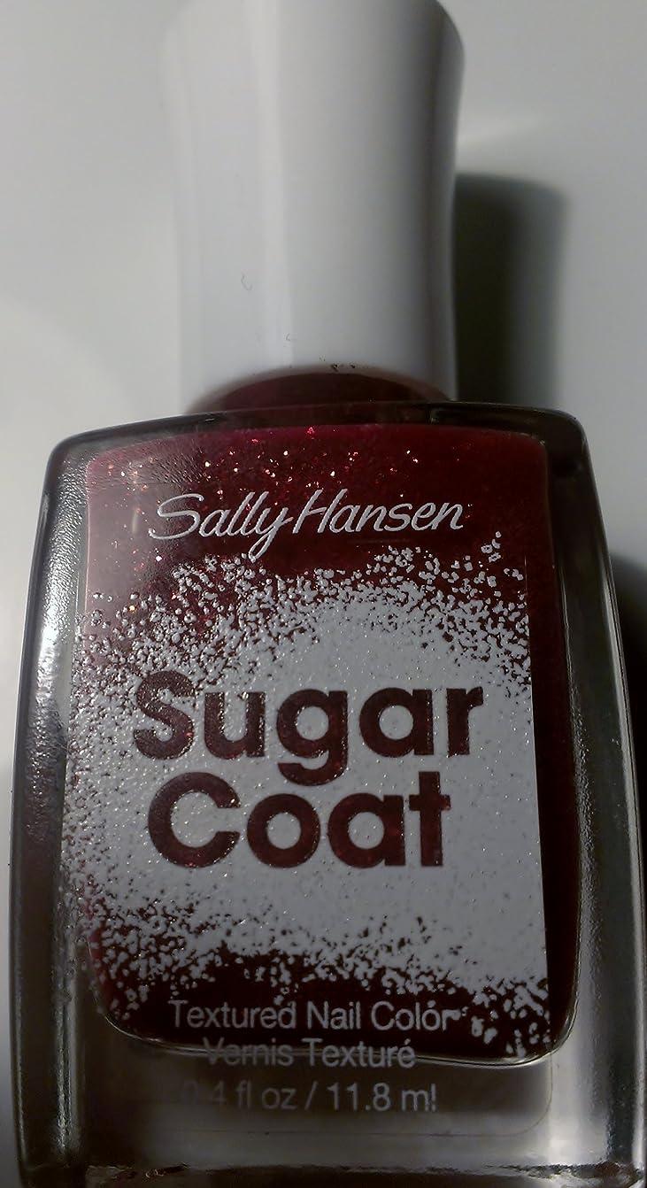 スチールレイアウト同封するSALLY HANSEN SUGAR COAT TEXTURED NAIL COLOR #230 PINK SPRINKLE