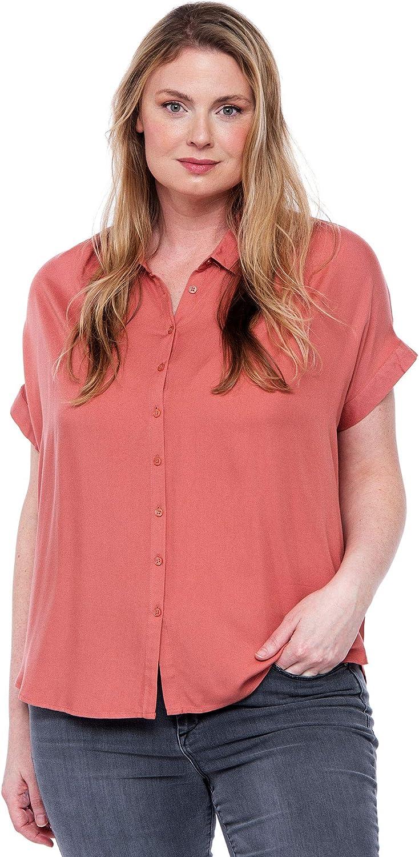 Downeast 予約販売品 Women's 大人気 Gathered Blouse Shoulder Top