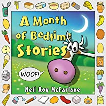 A Month of Bedtime Stories