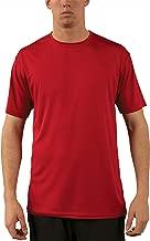 Vapor Apparel Men's UPF 50+ UV Sun Protection Performance Short Sleeve T-Shirt