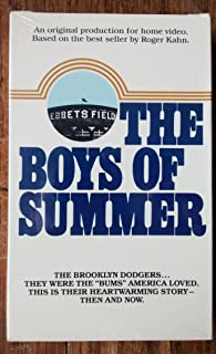 The Boys of Summer VHS