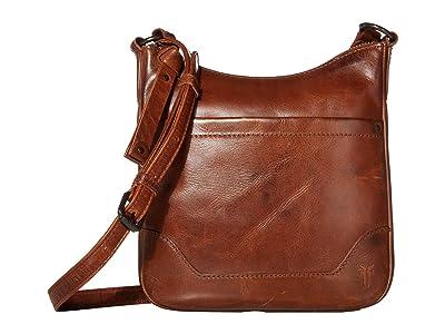 Frye Melissa Swing Pack (Cognac) Cross Body Handbags