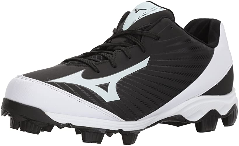 Mizuno (MIZD9 Men's 9-Spike Advanced Franchise 9 Molded Baseball Cleat - Low Shoe