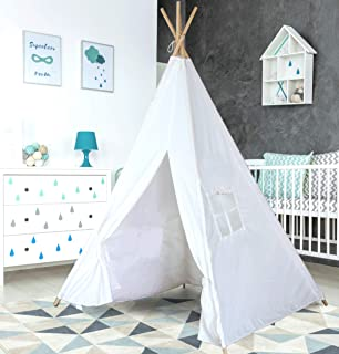 Best large white teepee Reviews