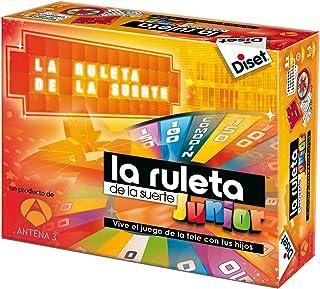 comprar comparacion Diset - La Ruleta de la Suerte Junior (46204)