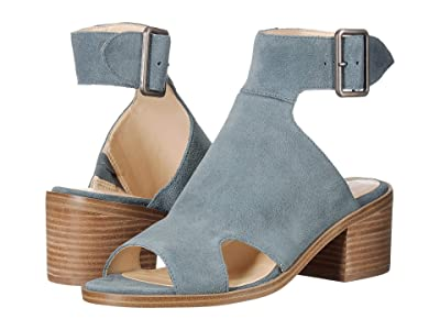 SOLE / SOCIETY Tally (Slate Blue) Women