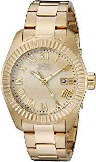 Invicta Women's 20316SYB Angel 18k Gold-Plated Stainless Steel Watch