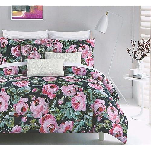 Cynthia Rowley Comforter Set Amazon Com