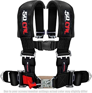 six point harness seat belt