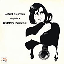Gabriel Estarellas interpreta a Bartolomé Calatayud