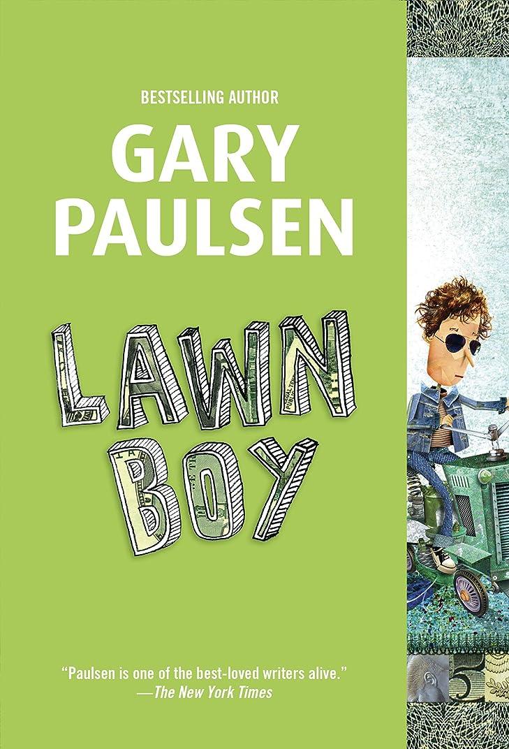 味方政権迷彩Lawn Boy (English Edition)