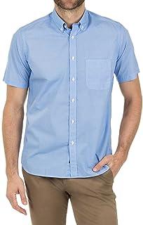 Blazer Men's Easton Short Sleeve Printed Shirt